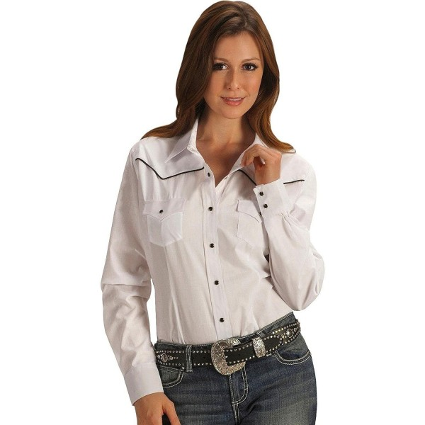 ELY CATTLEMAN Womens Western XX Large