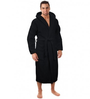 Hooded Terry Bathrobe Turkey XX Large
