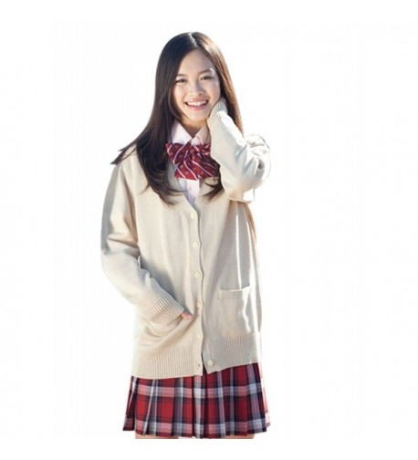 ROLECOS Japanese Sweater Uniform Cardigans