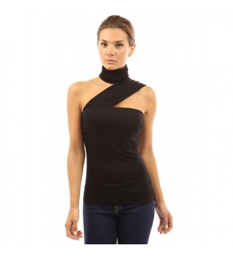 PattyBoutik Womens Diagonal Shoulder Warmer