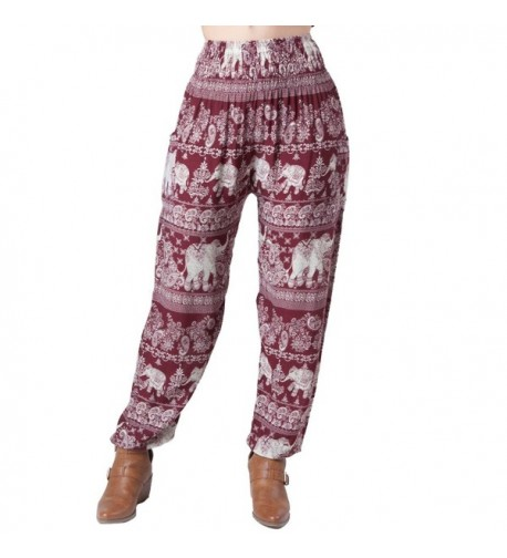 Elephant Pants Womens Lydia Medium
