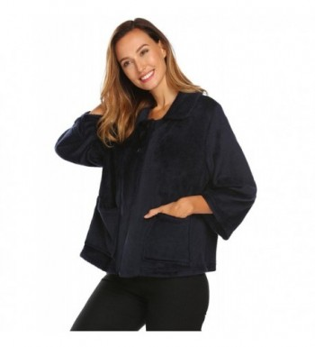 Lamore Coats Womens Sleepwear Jacket