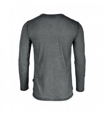 Popular Men's Henley Shirts Clearance Sale