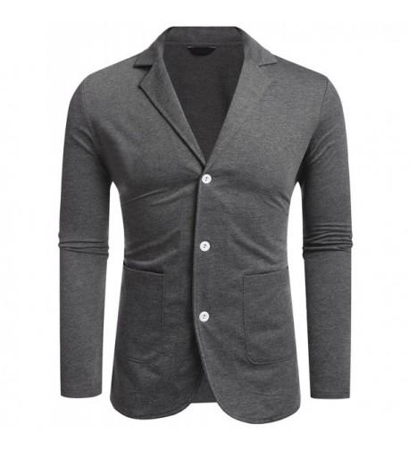 Stylish Blazer Jacket Three Outwear