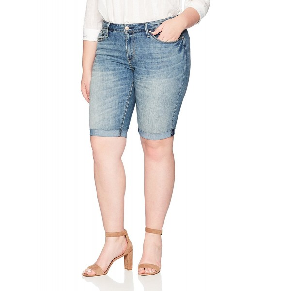 cc12ebe7 Signature by Levi Strauss & Co. Gold Label Women's Plus Size Modern ...