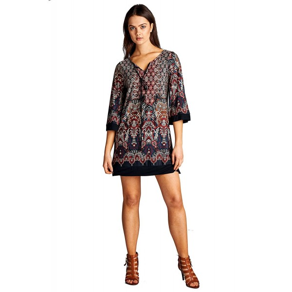 Trend Womens Classic Bohemian Sleeves