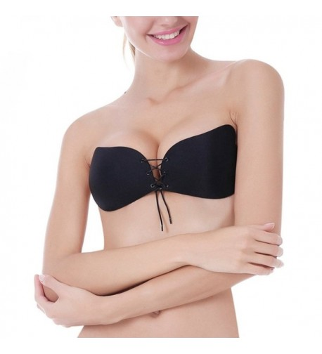 Bestag Silicone Bralette Invisible Strapless