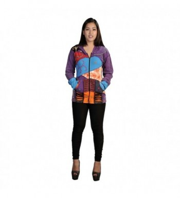 Multicolored Cardigan embroidery Pockets NEW CINTA008A S