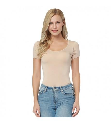 Classic Elastic T Shirt Undershirt Medium